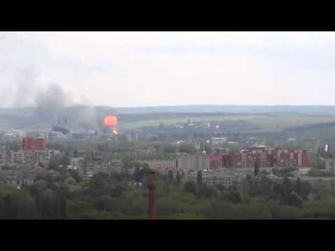 Ukraine.2014 Eyewitnesses: Near