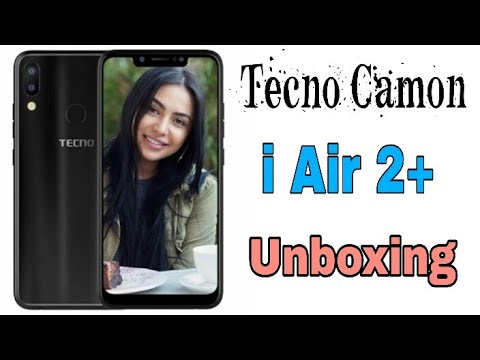 Tecno Camon i Air 2+ Unboxing