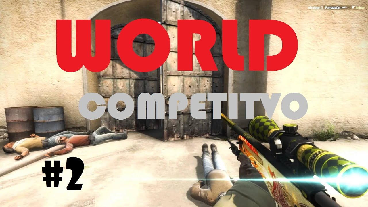 CS:GO Competitivo #2 - (c/Skipper)
