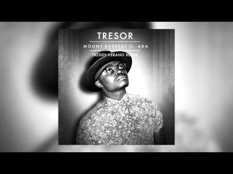 TRESOR Feat. AKA - Mount Everest (Freddy Verano Remix) [Cover Art]