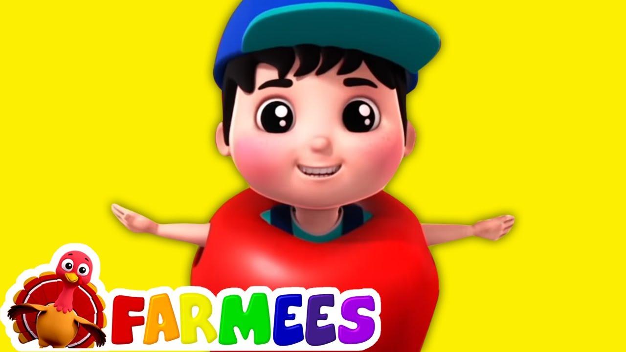 Canção De Frutas Musica Infantil Portuguesa Educação Farmees Desenho Animado Youtube
