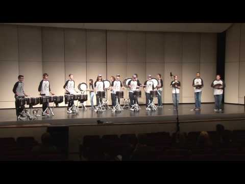 Waterford Kettering High School - MSU Day of Percussion 2016