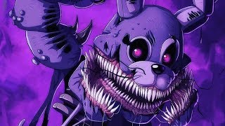 How to Draw Twisted Bonnie - Livestream Drawing - Part 3