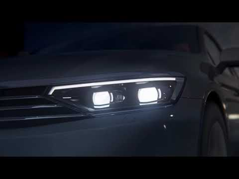 2020 Volkswagen Passat with IQ.Light