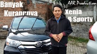 Daihatsu Grand New Xenia 1.3 M/T R Sporty 2018 Review & Test