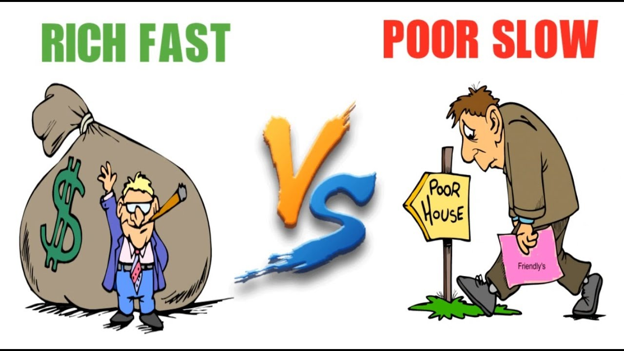 RICH vs MIDDLE CLASS vs POOR (HINDI) - MILLIONAIRE FASTLANE