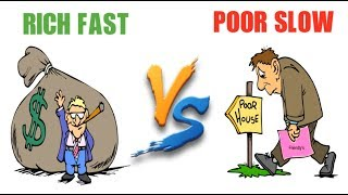 RICH vs MIDDLE CLASS vs POOR (HINDI) - MILLIONAIRE FASTLANE