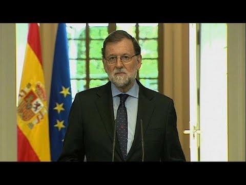 Declaración de Mariano Rajoy sobre la disolución de ETA