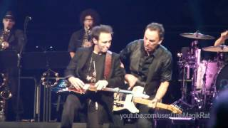 Lonesome Day - Springsteen - Newark NJ May 2, 2012