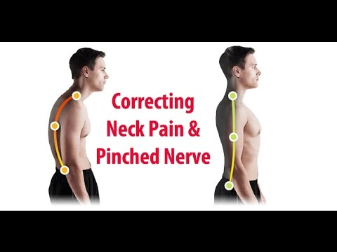 #1 Tip to Achieve Good Posture Helping Neck Pain & Pinched Nerve / Dr Mandell