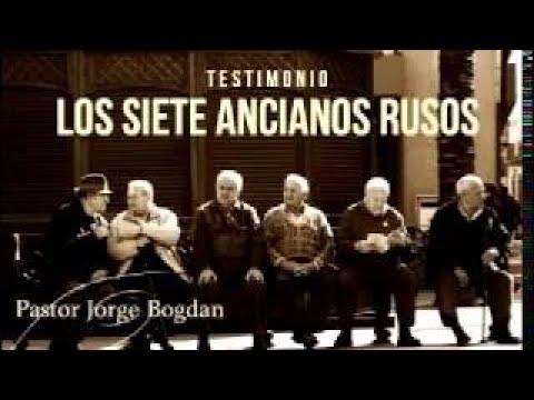 Testimonio De Los 7 Ancianos Rusos Cristianos/Vídeo Completo