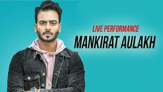 Mankirat Aulakh Live Performance at Batth Records