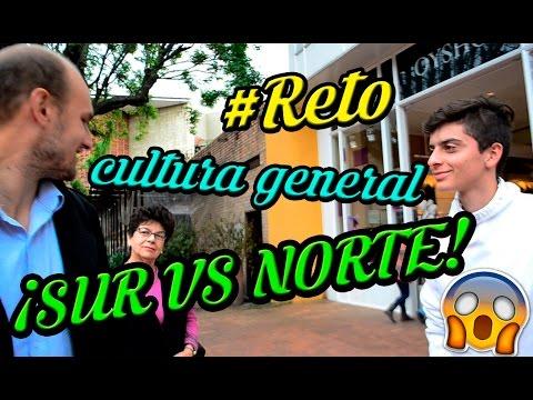 RETO! Cultura General: gente de Bogotá, SUR VS NORTE!!!!!