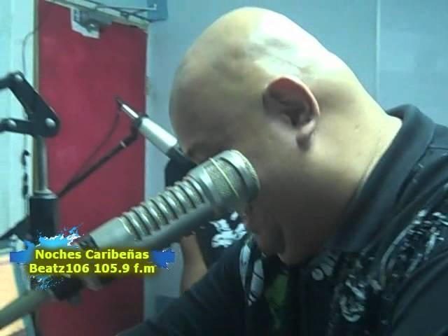 NOCHES CARIBEÃ'AS EN BEATZ106 105.9 FM MARTIN SCOTT & DJ ACON