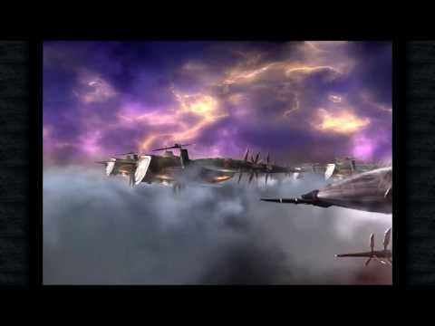 Final Fantasy IX (PC) Cutscene #44 Attack of the Silver Dragons