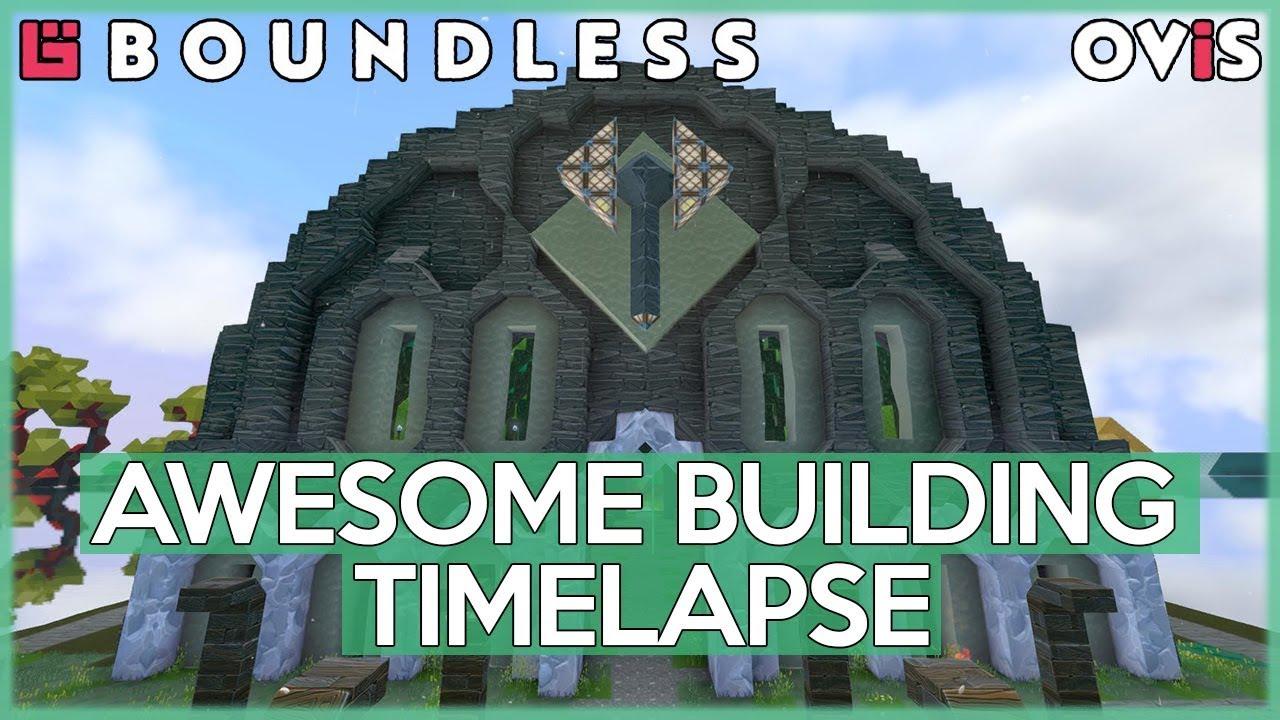 Boundless – Explore, Collaborate, Build, Conquer, Discover