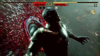 Mortal Kombat 11 - Towers Of Time - Stage 14 - Fatal Mistake