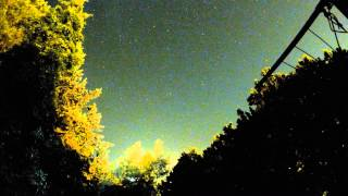 GoPro Hero4 Black Edition - Nightlapse - Stelle cadenti a Volterra
