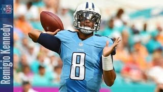 Marcus Mariota || Tennessee Titans || Career Highlights 2015 - 2016