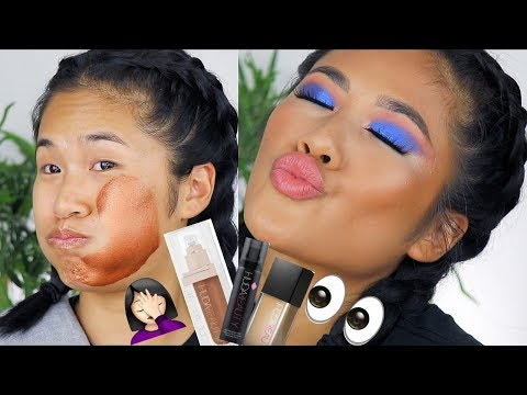SIS...I DID A FULL FACE OF HUDA BEAUTY & this is what i learnt || Ling.KT