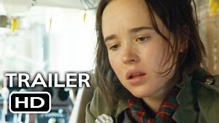 Tallulah Official Trailer #1 (2016) Ellen Page, Allison Janney Drama Movie HD