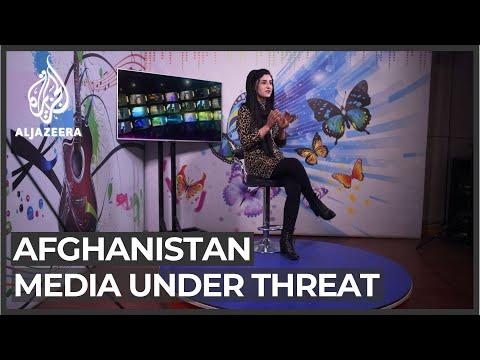 Afghan media under threat: Defiant broadcasters continue despite killings