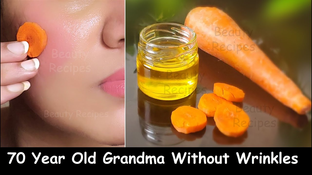i Massage this Oil on Face Every Night & got Clear Skin, Removed Wrinkles - Look 10 Years Younger