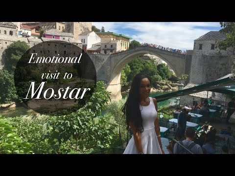 Happy & Emotional trip to Mostar, Bosnia & Herzegovina | GGP Travel Vlog