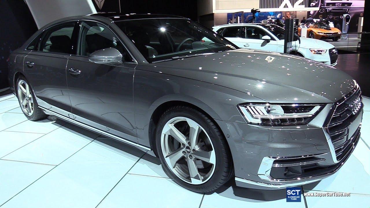 2019 Audi A8l Quattro Exterior And Interior Walkaround 2018