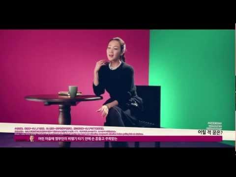 CHOI JI WOO 최지우 with 롯데면세점 인터뷰 영상
