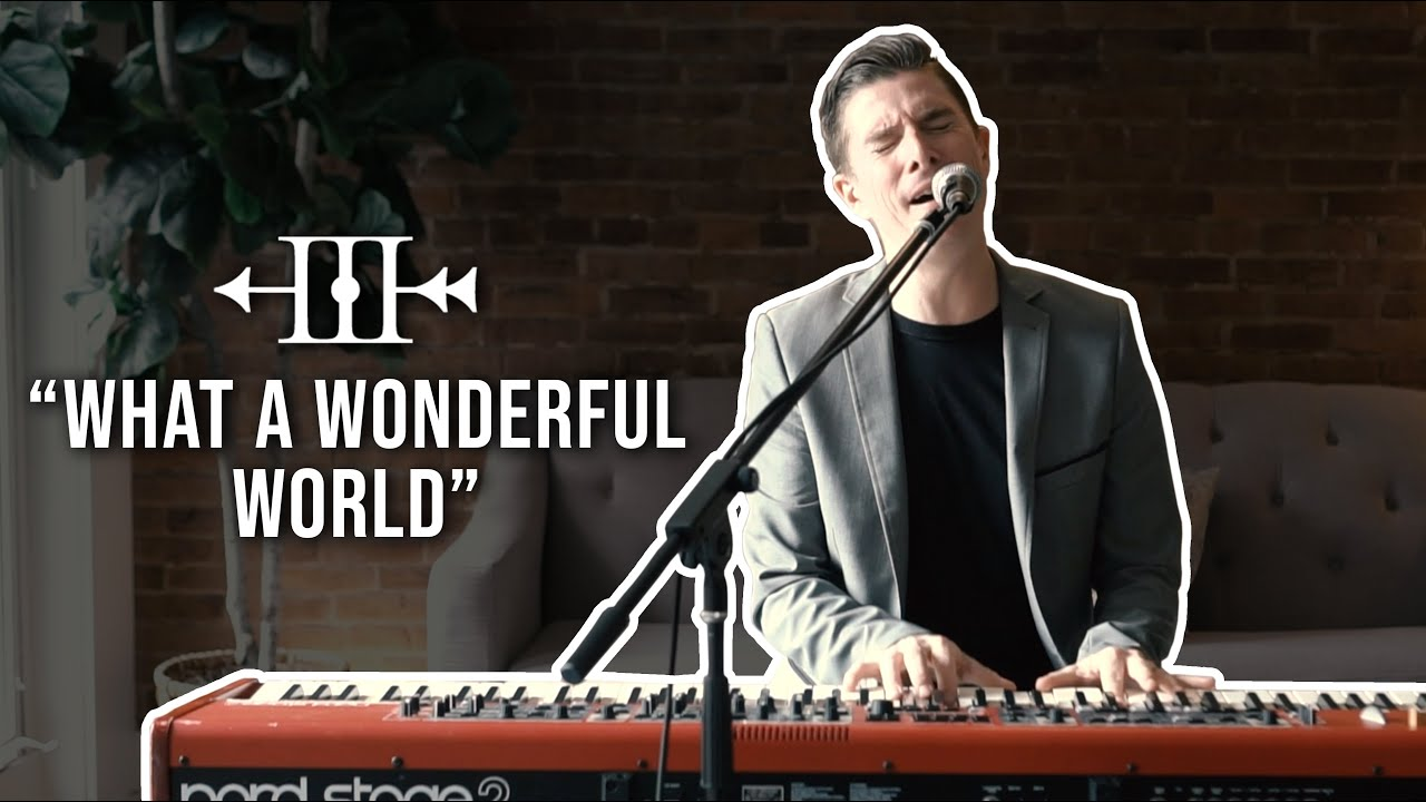 "Piano - ""What a Wonderful World"" 