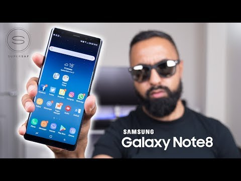 Thumbnail: Samsung Galaxy Note 8 Review - 2 Weeks Later