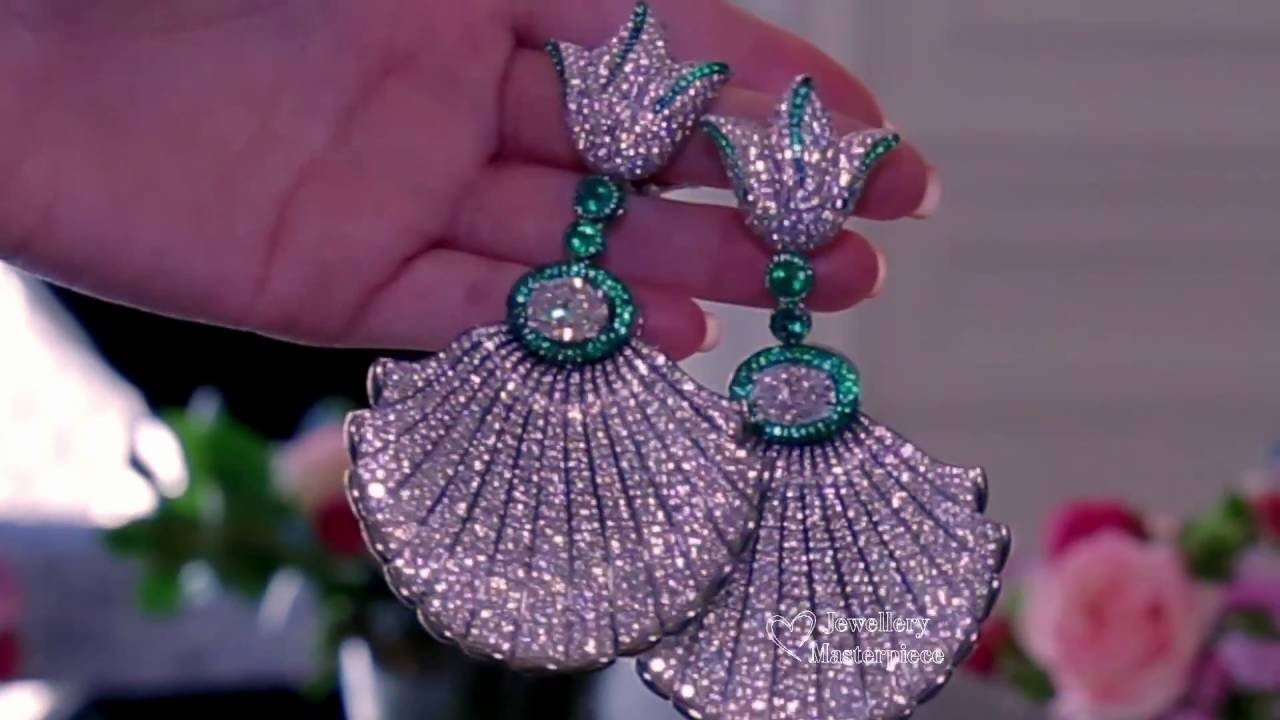De Grisogono Earrings From New Haute Joaillerie Collection
