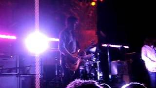 We Are Not a Football Team - Minus the Bear in Boston 2011