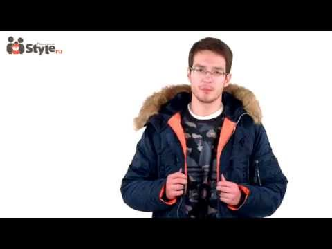 видео: Куртка парка аляска n-3b slim fit от alpha industries (США)