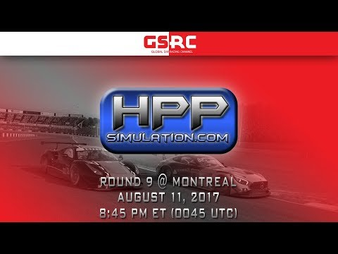 HPP Simulation Sportscar Challenge - 2017 S3 - Round 9 - Montreal