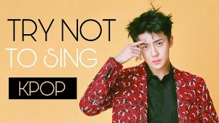[NEW] KPOP TRY NOT TO SING CHALLENGE | BOYGROUP EDITION
