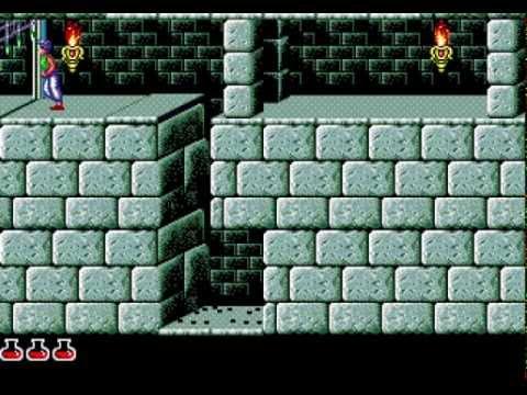 Prince of Persia Longplay (Sega Mega CD) [60 FPS]