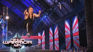Will the UK course topple Timothy Shieff? | Ninja Warrior UK