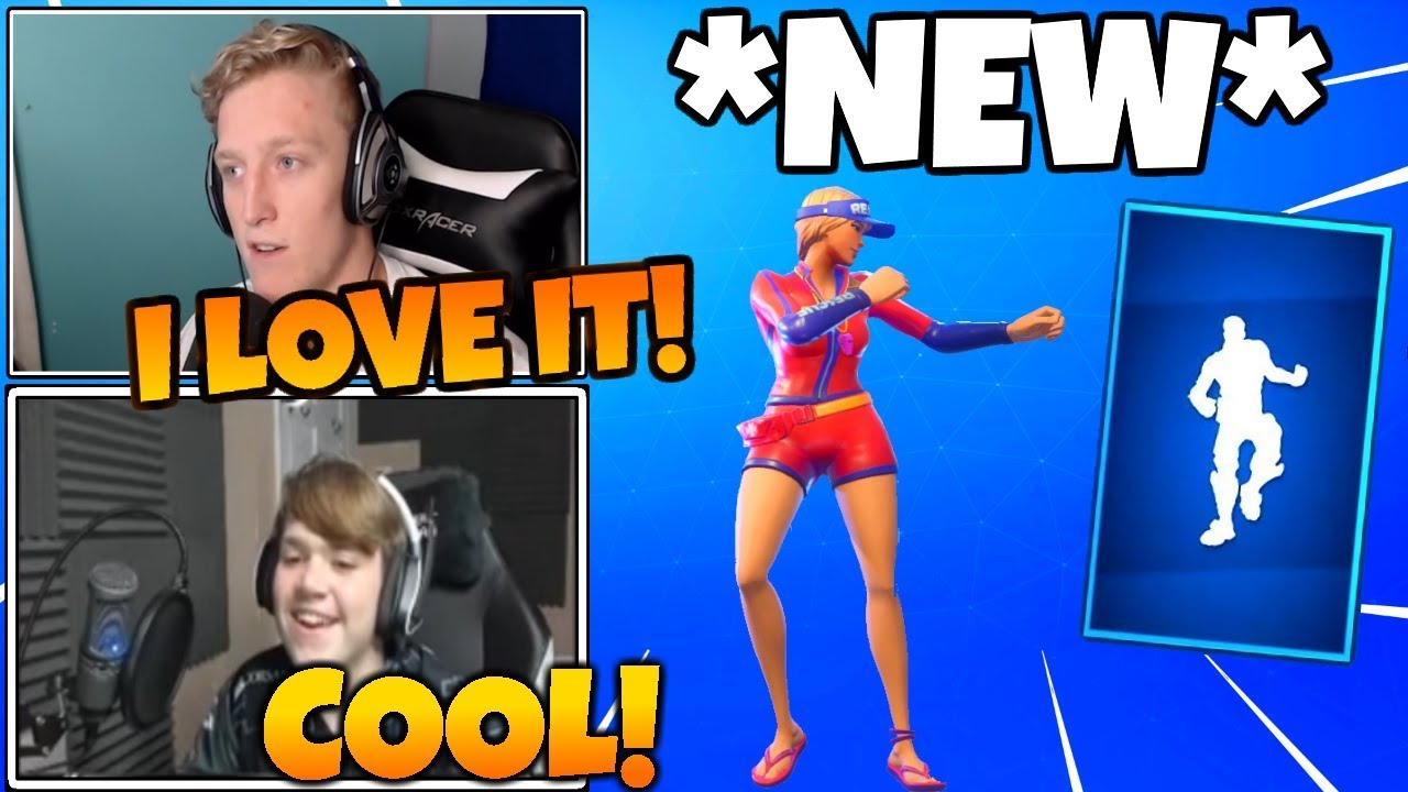 Tfue & Streamers React to the NEW