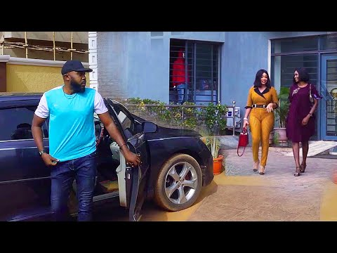 How A Rich Billionaire Disguised As A Dirty Common Taxi Driver Just 2 Find True Love-Nigerian Movies