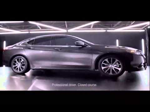 The New 2015 Acura TLX - TV Commercial