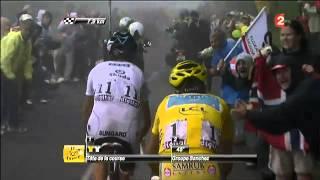 Video Contador   Schleck Tourmalet 1 TDF 2010   YouTube download MP3, 3GP, MP4, WEBM, AVI, FLV Juli 2018