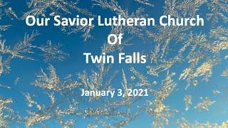 January 3, 2021   Christmas 2B