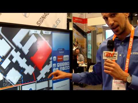 DSE 2015: 22 Miles Explains 3D Platform Solution for Wayfinding