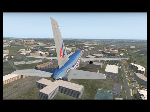 The Simulator Recreation Of Flight 77 - Captain Rusty Aimer