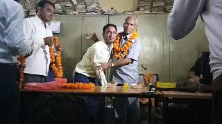 Ram Kishor ji ka retirement