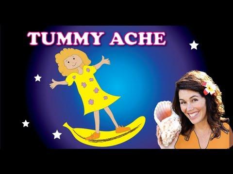 BRATY: Tummy Ache Song  DidiPopABC