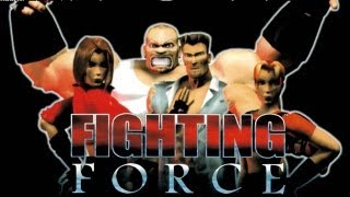 CGR Undertow - FIGHTING FORCE review for PlayStation