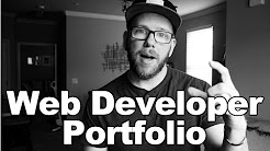 How to Make an Effective Web Developer Portfolio Site!